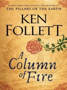 a-column-of-fire-follett