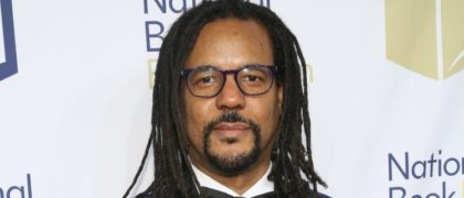 Colson Whitehead, author of The Underground Railroad